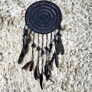 Black Feathers Dream Catcher